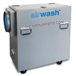 Amaircare AirWash MultiPro BOSS Heavy Duty Air Purifier, 2000 CFM