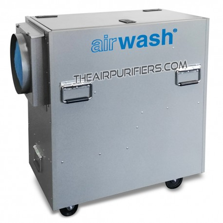 Amaircare AirWash MultiPro BOSS Heavy Duty Air Purifier Side View