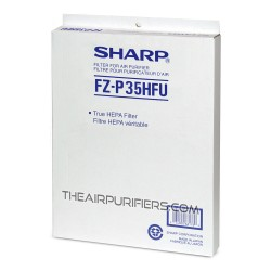 Sharp FZP35HFU (FZ-P35HFU) HEPA Filter for Sharp FP-P35CX