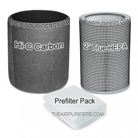 AirPura H600 Carbon, HEPA and Prefilter Bundle
