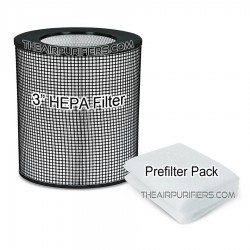 AirPura I600 / I600 Plus Replacement Filter Bundles