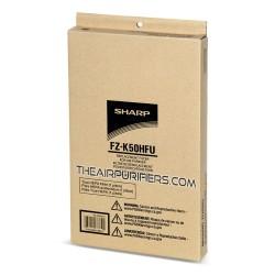 Sharp FZK50HFU (FZ-K50HFU) HEPA Filter for Sharp FP-K50UW