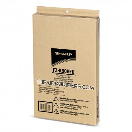 Sharp FZK50HFU (FZ-K50HFU) HEPA Filter in a Box