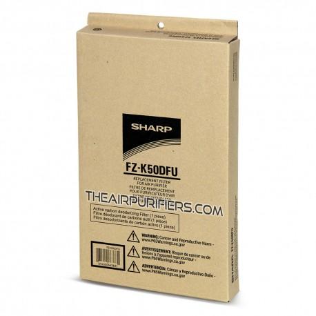 Sharp FZK50DFU (FZ-K50DFU) Carbon Filter in a Box