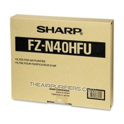 Sharp FZN40HFU (FZ-N40HFU) Filter Kit for Sharp FP-N40CX