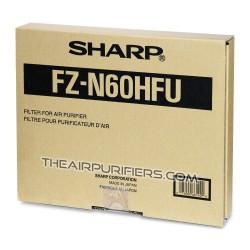 Sharp FZN60HFU (FZ-N60HFU) Filter Kit for Sharp FP-N60CX