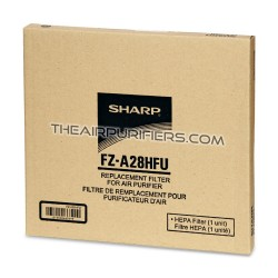 Sharp FZA28HFU (FZ-A28HFU) HEPA Filter in Shipping Box