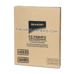Sharp FZF60HFU (FZ-F60HFU) HEPA Filter in Box
