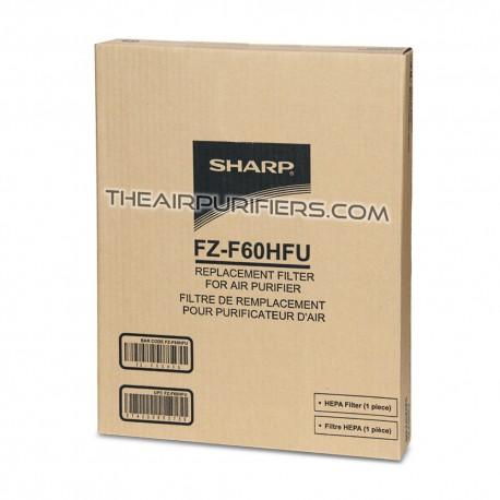 Sharp FZF60HFU (FZ-F60HFU) HEPA Filter in Box