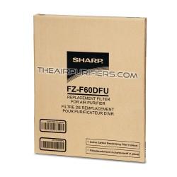 Sharp FZF60DFU (FZ-F60DFU) Carbon Filter for Sharp FP-F60UW
