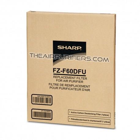 Sharp FZF60DFU (FZ-F60DFU) Carbon Filter in Box