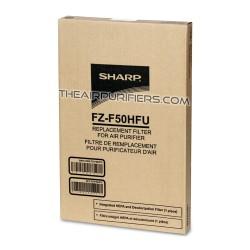 Sharp FZF50HFU (FZ-F50HFU) Filter Kit for Sharp FP-F50UW