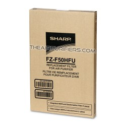 Sharp FZF50HFU (FZ-F50HFU) Air Filter Kit in Box
