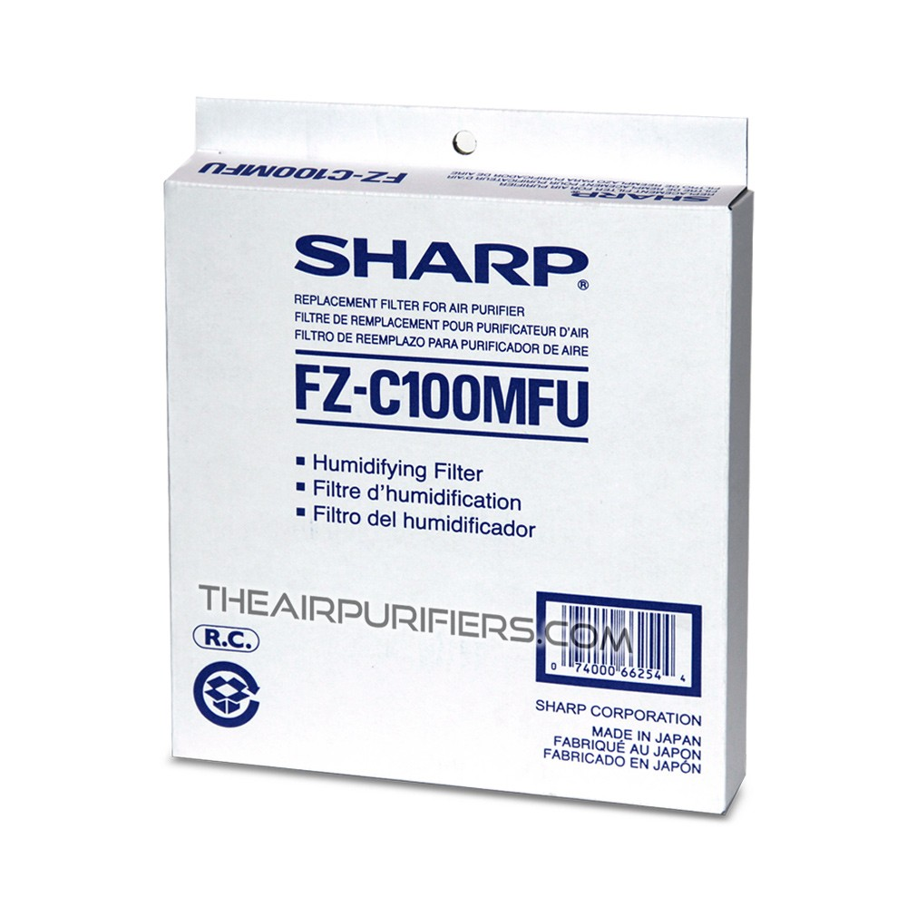 2-pack Air Purifier Replacement Hepa Filter Compatible for SHARP FP-N60CX