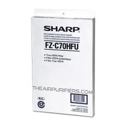 Sharp FZC70HFU (FZ-C70HFU) HEPA Filter