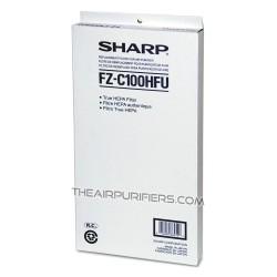 Sharp FZC100HFU (FZ-C100HFU) HEPA Filter for Sharp KC850U