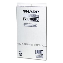 Sharp FZC70DFU (FZ-C70DFU) Filter Box