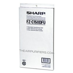 Sharp FZC150DFU (FZ-C150DFU) Carbon Filter