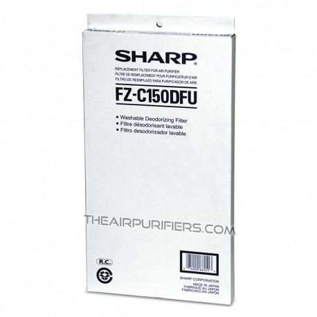 Sharp FZC150DFU (FZ-C150DFU) Carbon Filter in Box