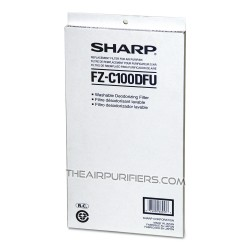 Sharp FZC100DFU (FZ-C100DFU) Carbon Filter in Box