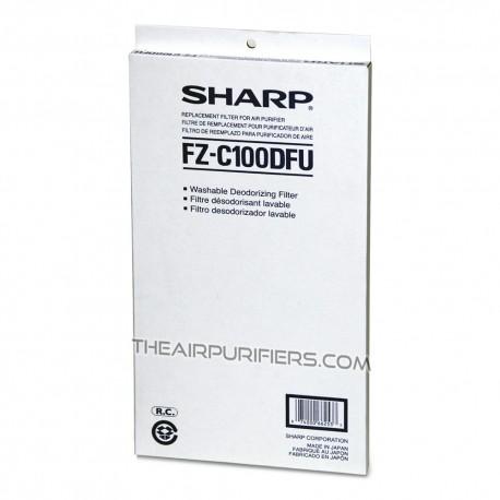 Sharp FZC100DFU (FZ-C100DFU) Carbon Filter in Box