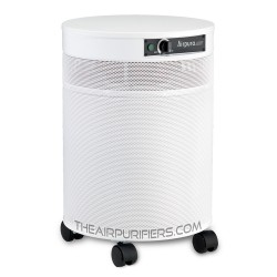 AirPura H600 Allergy and Asthma Relief Air Purifier White