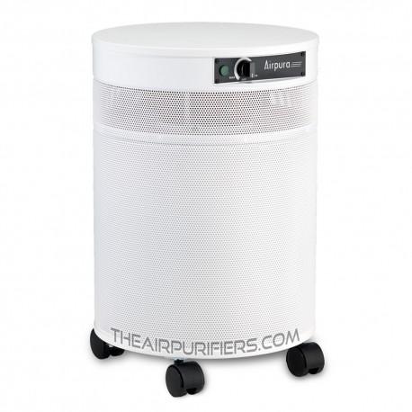 AirPura H600 Allergy and Asthma Relief Air Purifier White