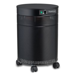 AirPura C600 Air Purifier for Heavy Chemicals Black
