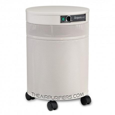 AirPura T600DLX Heavy Tobacco Smoke Air Purifier Beige