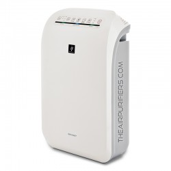 Sharp FP-F60UW (FPF60UW) Air Purifier Right