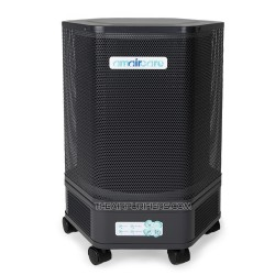 Amaircare 3000ET Easy-Twist Air Purifier Slate Front