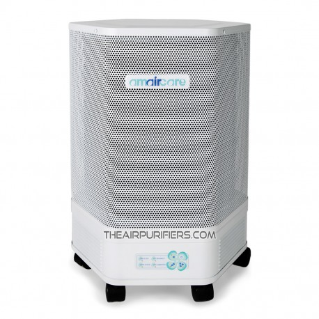 Amaircare 3000 Easy-Twist Air Purifier Pure White
