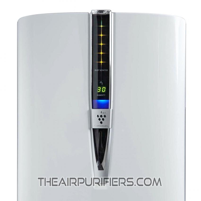 Sharp Kc 860u Kc860u Pci Air Purifier Humidifier