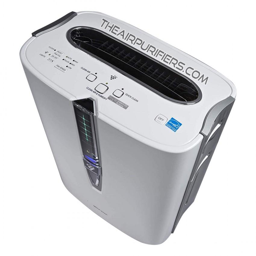 Sharp Kc 860u Kc860u Air Purifier Humidifier