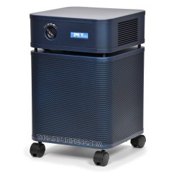 Austin Air Pet Machine HM410 Air Purifier Midnight Blue