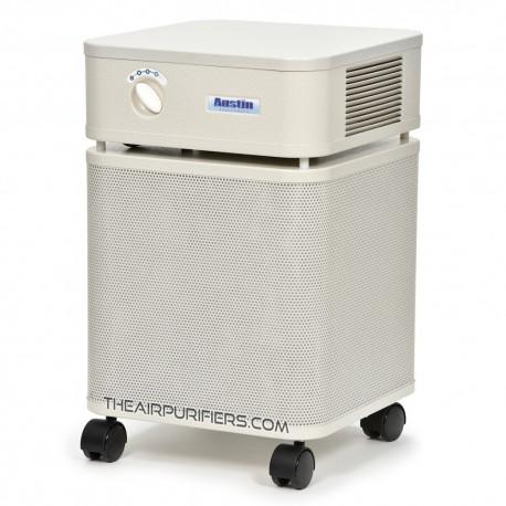 Austin Air Bedroom Machine Air Purifier HM402 Sandstone