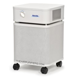 Austin Air HealthMate Plus HM450 Air Purifier White