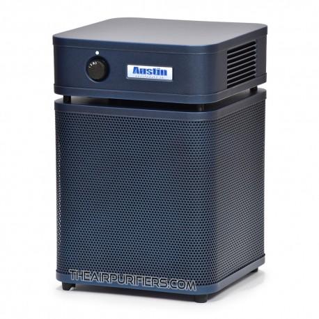 Austin Air HealthMate Junior Plus Air Purifier Midnight Blue