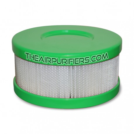 Amaircare 90-A-04GR-SO Roomaid Mini Snap-On HEPA Filter Green