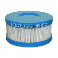 Amaircare 90-A-04CB-SO Roomaid Mini Snap-On HEPA Filter Blue