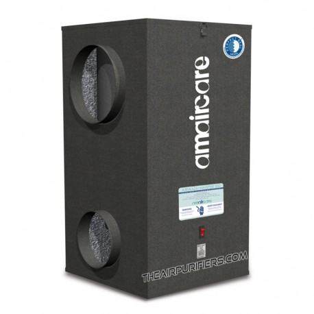 Amaircare AirWash Whisper 350 / AWW-350 Installed Air Purifier