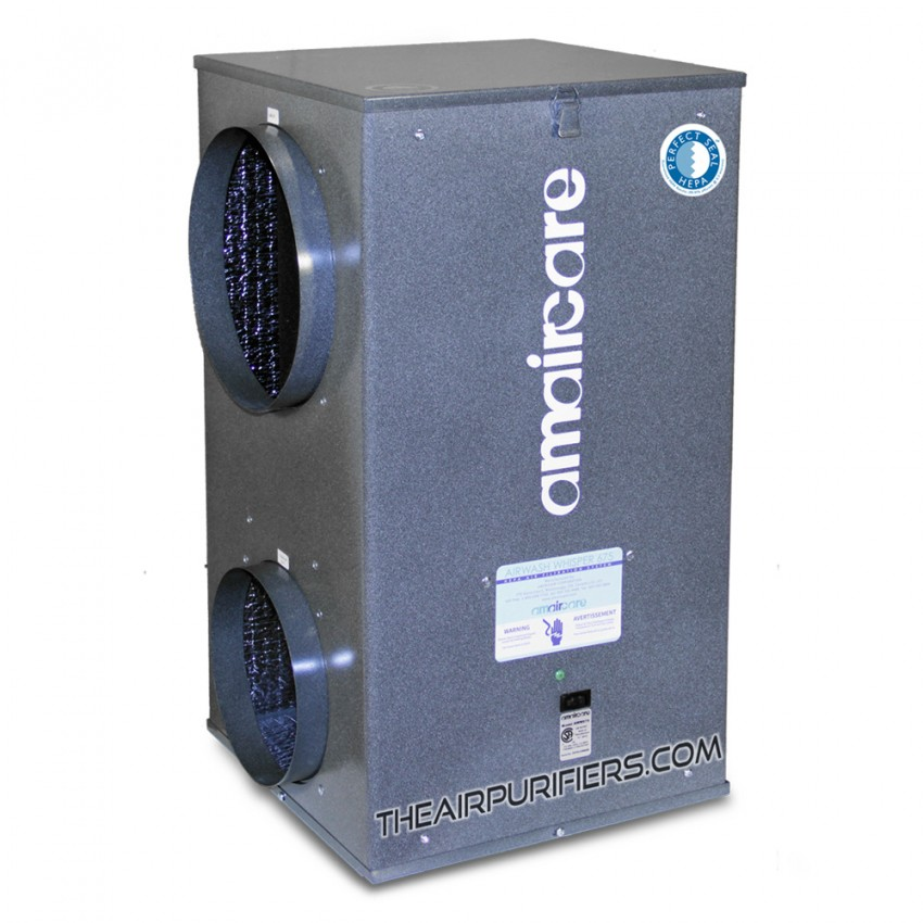 Amaircare 675 Aww 675 Airwash Whisper Installed Air Purifier