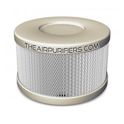 Amaircare 90-A-53SS-SO Roomaid Snap-On HEPA Filter Sandstone