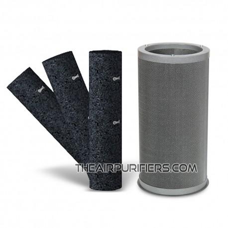 Amaircare 93-A-16SP05-ET 16-inch Super Plus Annual Filter Kit Formaldezorb
