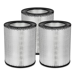 Amaircare 10000 TriHEPA Molded HEPA Filter Set of 3