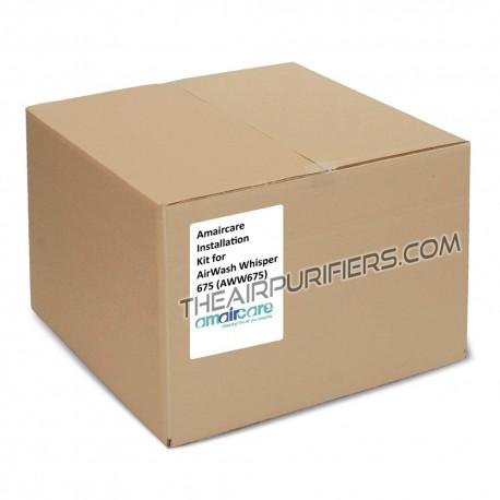 Amaircare AirWash Whisper 675 / AWW-675 Installation Kit