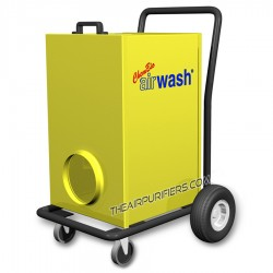 Amaircare 6000V AirWash Cart Heavy Duty Mobile Air Purifier