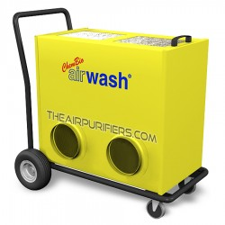 Amaircare 7500 AirWash Cart Super Heavy Duty Mobile Air Purifier
