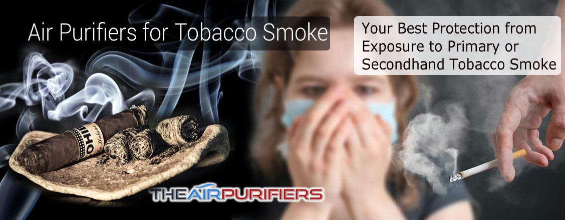 Air Purifiers for Tobacco Smoke at TheAirPurifiers.com