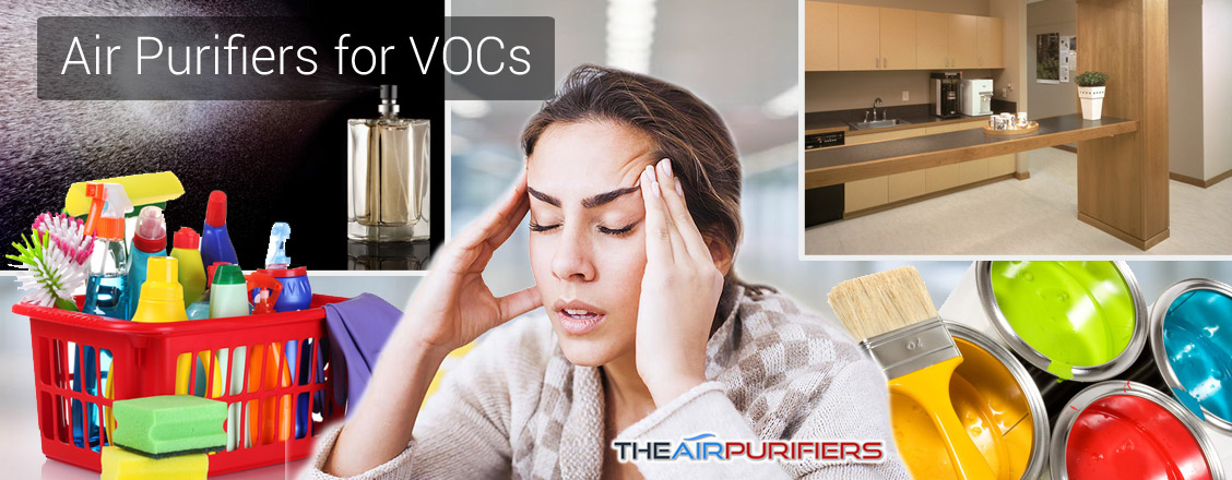 Air Purifiers for VOCs at TheAirPurifiers.com